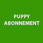 Puppy abonnement