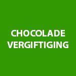Chocoladevergiftiging kat